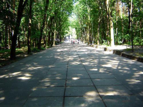 У черкаському парку не вистачає туалетів