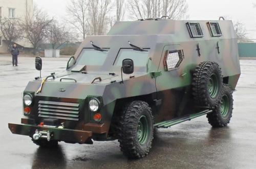 Черкаський завод може поставити армії 100 бронемашин