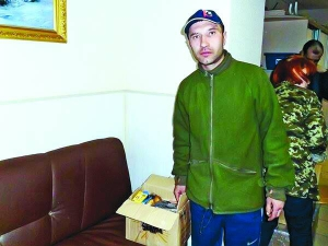 Від родичів черкаських полонених вимагають протестів під парламентом