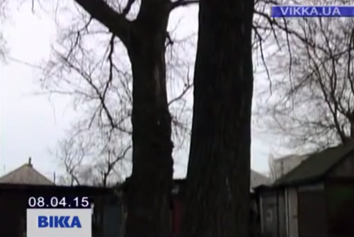 Жителям провулку в Черкасах уже 50 років загрожує смертельна небезпека