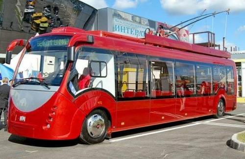 Черкаські тролейбусники заздрять своїм колегам з інших міст