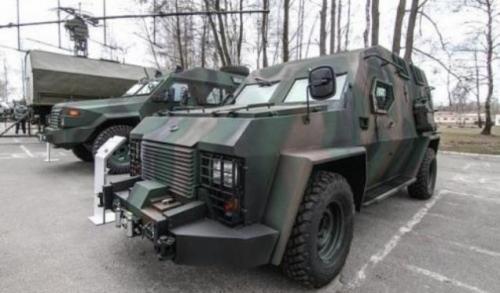Нові черкаські броньовики оснастять бойовими модулями