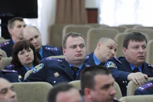 У міліції кадри вирішують не все