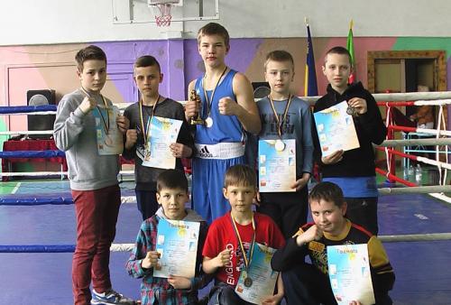 Черкаські боксери успішно виступили на Всеукраїнському турнірі