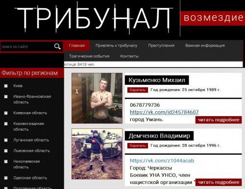 """12 черкаських бійців потрапили у """"розстрільний список карателів"""""""
