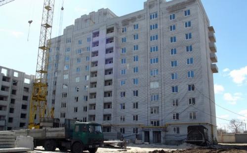 У Черкасах будують житло для військовослужбовців