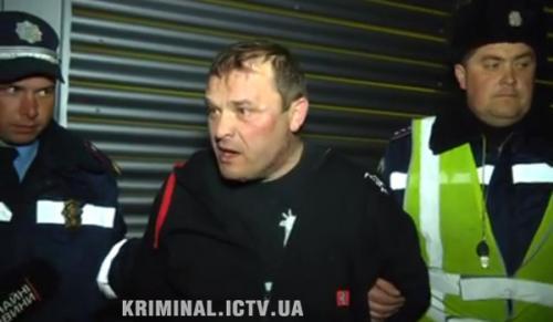 П'яний водій на Черкащині звинуватив ДАІ у катуванні (ВІДЕО)