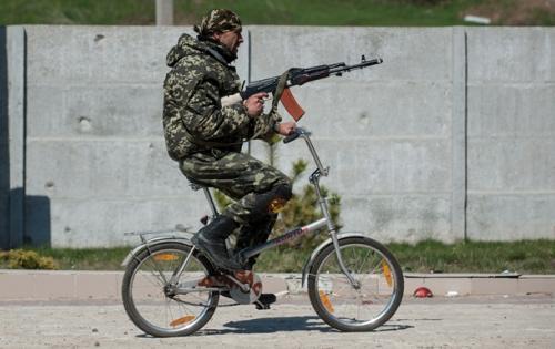 """""""Черкащани не тікають за кордон від армії"""", – обласний комісар"""