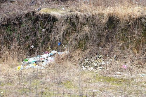 Черкащанам загрожує стихійне сміттєзвалище у середмісті