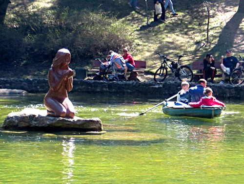 Черкащан запрошують незвичайно відкрити парковий сезон