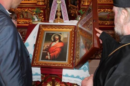 У церкві на Черкащині закровоточила ікона