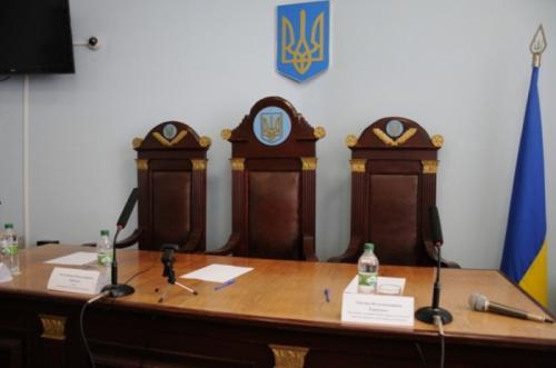 Вибори судді апеляційного суду Черкащини так і не відбулися
