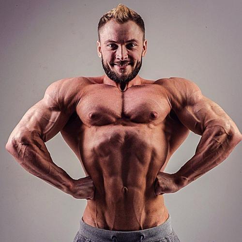 У черкаського спортсмена найкраще тіло в Україні