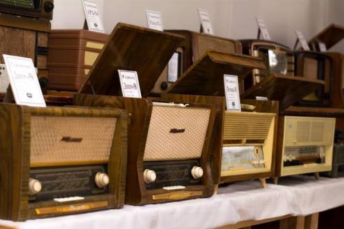 У Черкасах запрацювала виставка унікальної радіотехніки