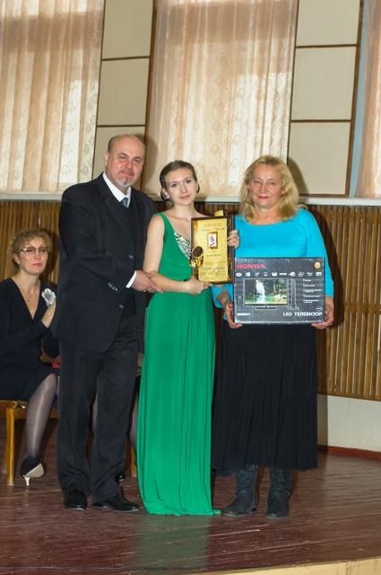 Черкаську вокалістку визнали найкращою на конкурсі академічного співу