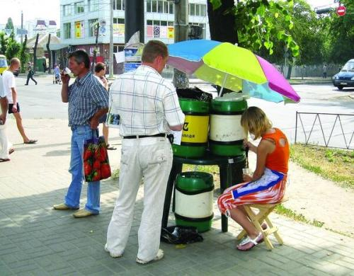 Квас у Черкасах продаватимуть у понад сотні місцях