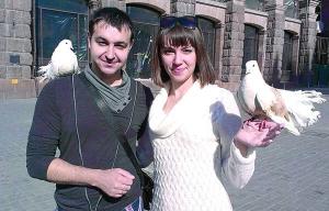 Родина втекла із Києва до Черкас: