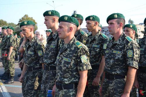 113 курсантів завершили навчання в Оршанці  (ВІДЕО)