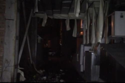 У Черкасах через сміття ледь не згорів будинок