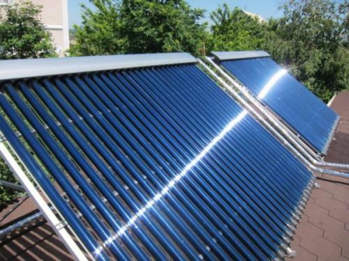 Черкащанам розказали, як власноруч сконструювати сонячний колектор