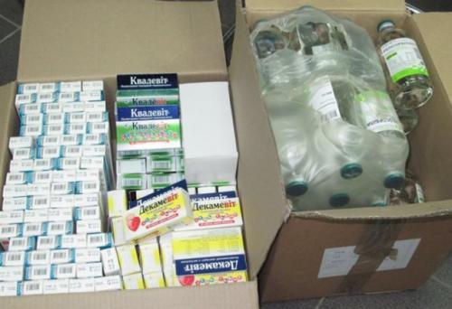 Волонтерам бракує коштів на медикаменти для десантників