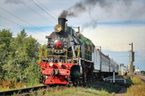 Черкащанам влаштують безкоштовну екскурсію на ретро-потязі