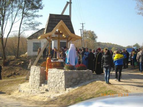 Біля цілющого джерела на Черкащині відкриють купальню