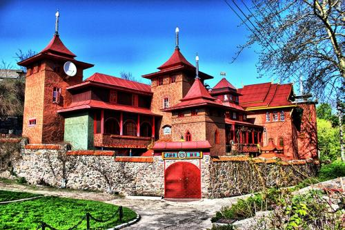 Найбільший в Україні буддійський храм знаходиться у Черкасах