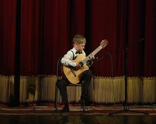 Черкаський гітарист переміг у Білорусі
