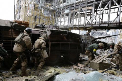 Американець допоміг черкаським солдатам (ВІДЕО)