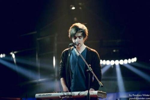 Черкаський музикант уже в 14 років дав перший тур у Америці