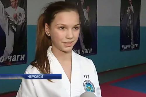 Як 13-річна черкащанка підкорила  Європу