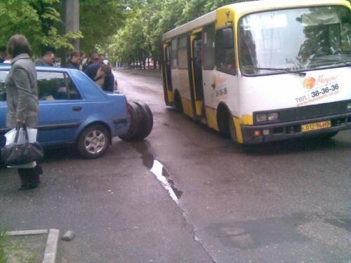 Бережись черкаського автобуса
