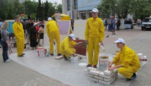 У Черкасах провели фестиваль робітничих професій