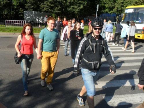Селяни перекривали трасу через протест проти курників (ВІДЕО)