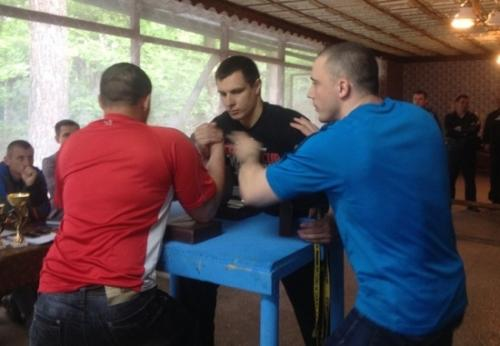 Працівники черкаської прокуратури визначали, хто сильніший