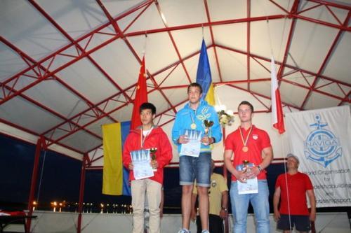 Черкаський гурток виховав чемпіона світу