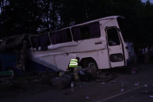 Подружжя черкащан загинуло у страшній автокатастрофі