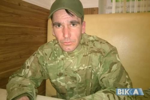 Черкаський солдат не хоче бути гарматним м'ясом в АТО