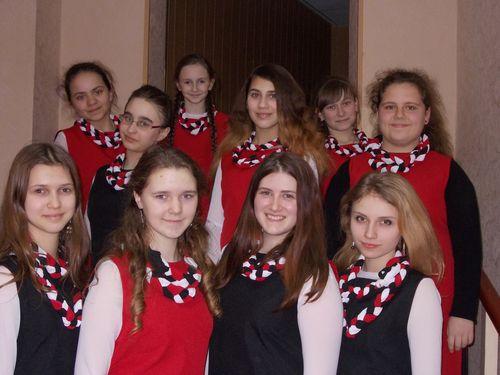 Черкаський вокальний ансамбль серед переможців міжнародного конкурсу