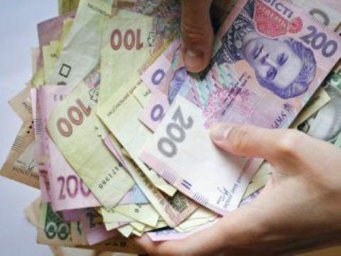Середня зарплата черкащан – 2 тисячі 800 гривень