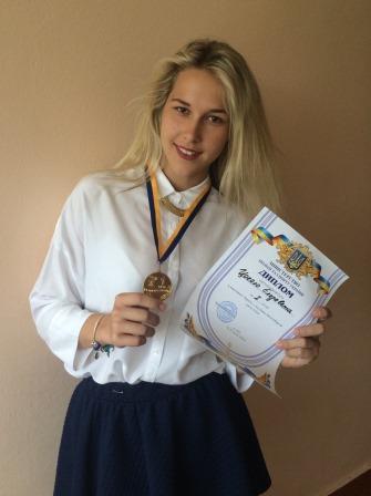Черкаська школярка представлятиме Україну на Чемпіонаті Європи з морського багатоборства