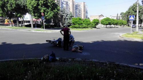 У центрі Черкас сталося страшне ДТП (ФОТО)