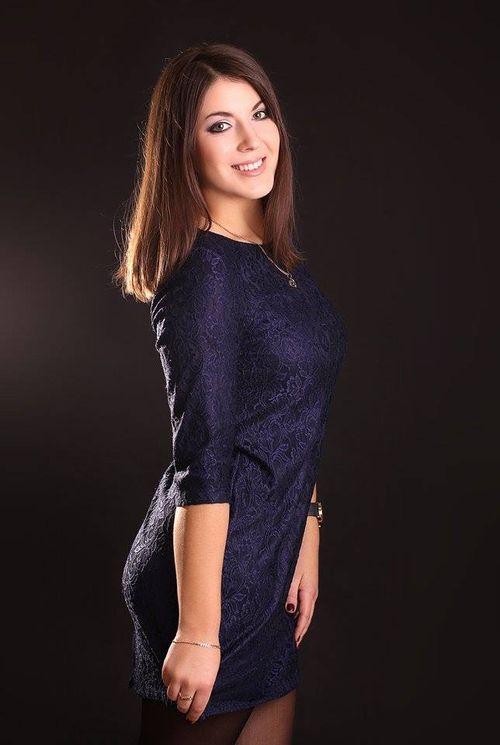 FACE of the DAY - Інна Добрицька