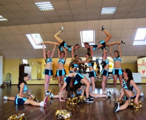 Черкаські танцівниці успішно виступили на Кубку України