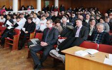 Депутати не захотіли залишати Черкаси без міського голови