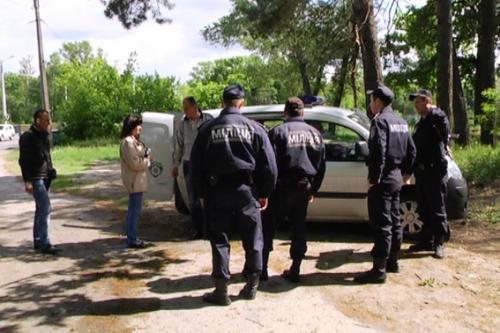 Черкаський міліціонер у відпустці затримав серійного грабіжника (ВІДЕО)