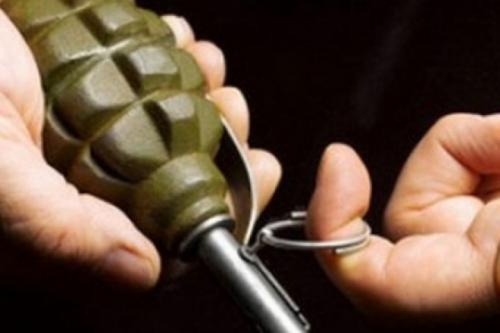 У смілянському барі затримали п'яного екс- міліціонера з гранатою