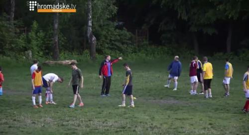 Футболісти бояться, що у них відберуть стадіон на Можайці (ВІДЕО)