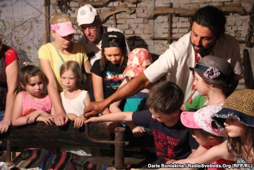 На Черкащині  відроджують цікавість до сільського життя